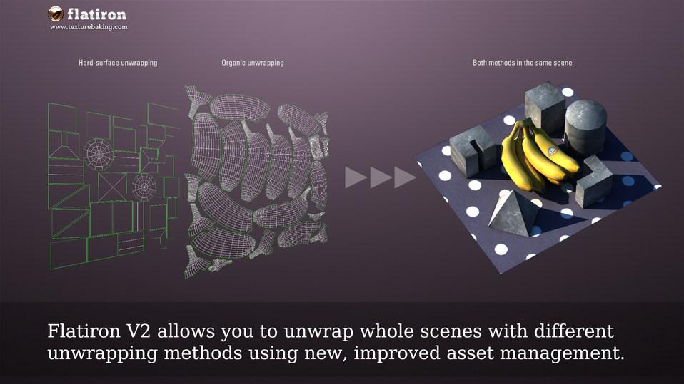 Flatiron Version 2 new features