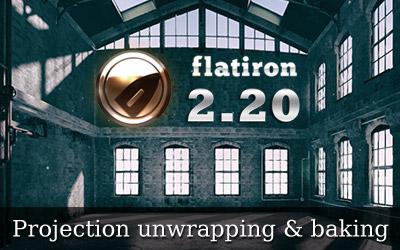 Flatiron 2.20 released