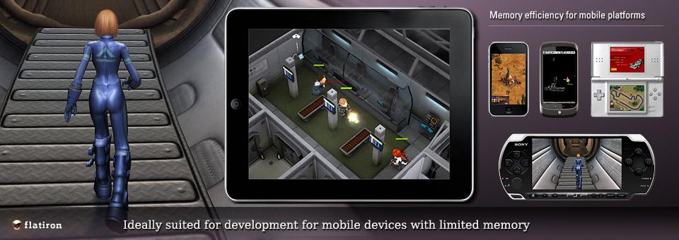Multivaders – Game assets baking