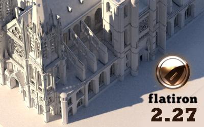 Flatiron 2.27 update