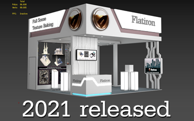 Flatiron 2.40 for 3ds Max 2021